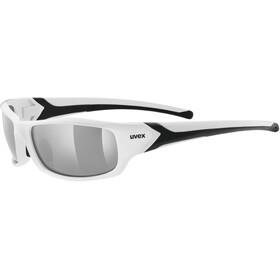UVEX Sportstyle 211 Pola Sportglasses, white/smoke